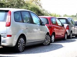 auto parcheggiate senza assicurazione