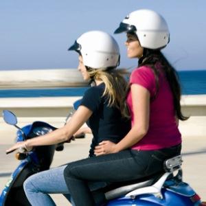 Assicurare lo scooter per pochi giorni